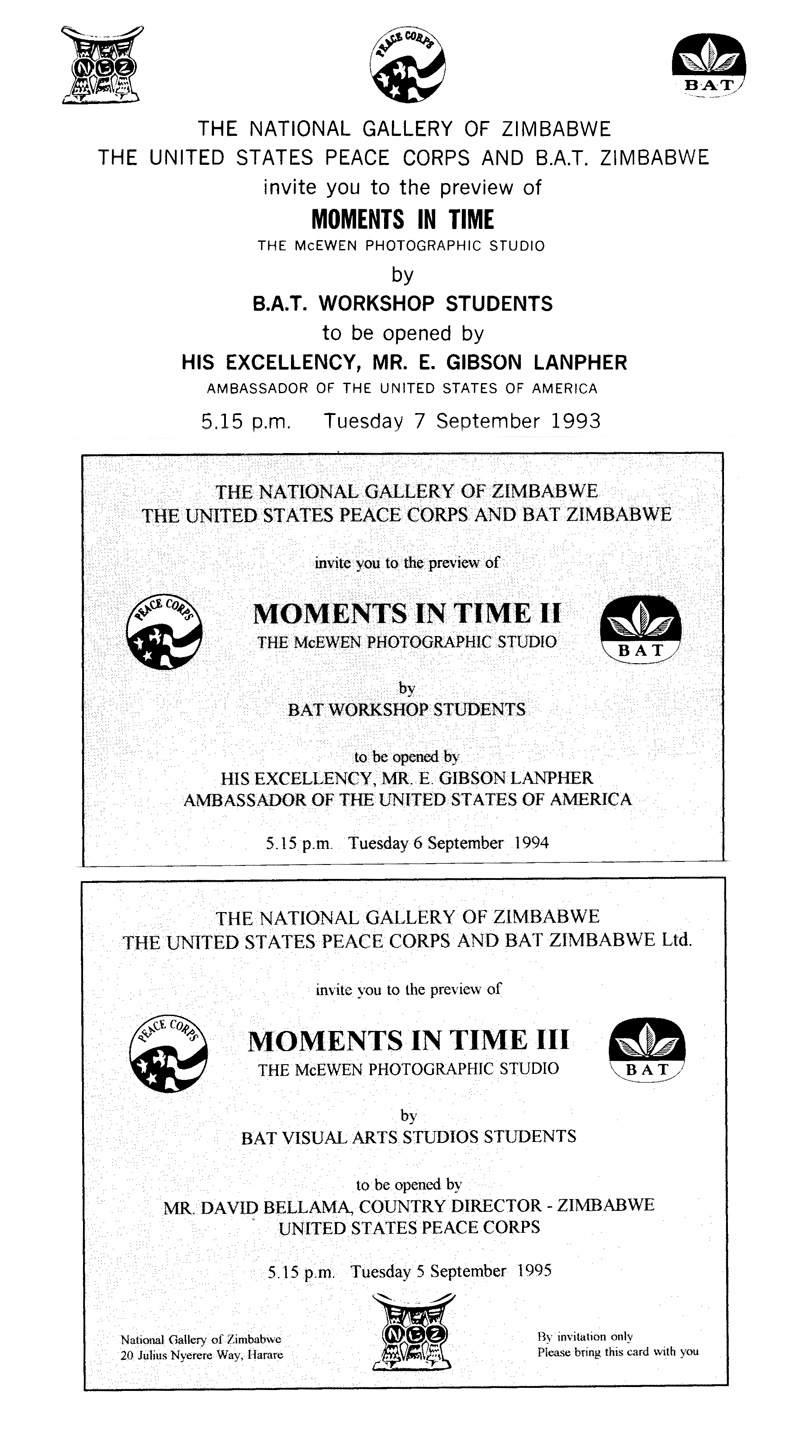 The mcewen photographic studio development dialogue record of change in southern africa arts culture photography under utilised in zimbabwe stopboris Choice Image